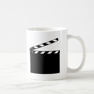 Movie - clapperboard coffee mugs