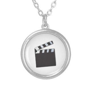 Movie Clapperboard Necklaces