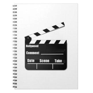 Movie Clapperboard Journal