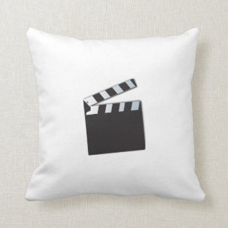 Movie Clapperboard Pillows