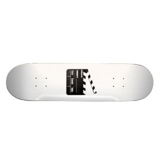 Movie Clapperboard Skate Boards