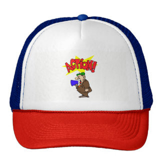 Movie Director Trucker Hat