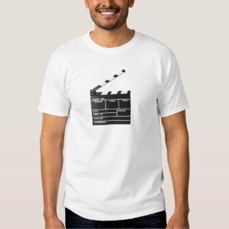 movie film clapperboard tshirts