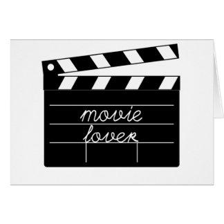 Movie Lover Tshirt Card