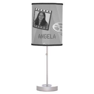 Movie Night Custom Photo Lamp Shade