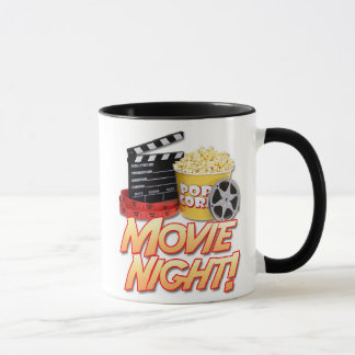 MOVIE NIGHT Mug