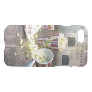 Movie Night Popcorn iPhone 7 Case