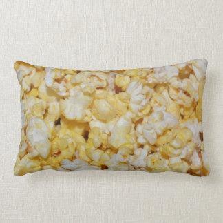 Movie Night Popcorn Snack Butter Yummy Food Art Pillows