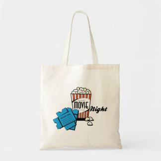 Movie Night Tote Bag