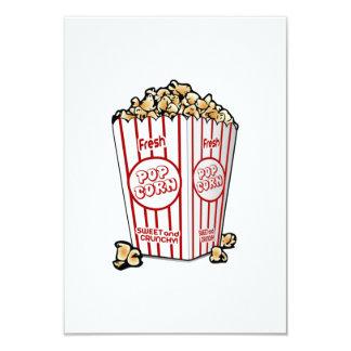 Movie Popcorn Card
