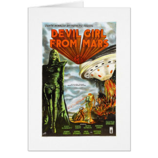 Movie Posters Card
