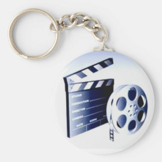 Movie Producer Keychain