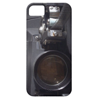 Movie projector case for the iPhone 5