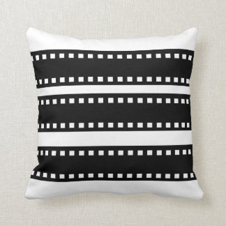 """Movie Reels"" Throw Pillow"