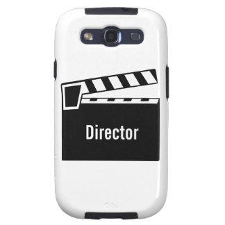 Movie Slate Clapperboard Samsung Galaxy S3 Cover