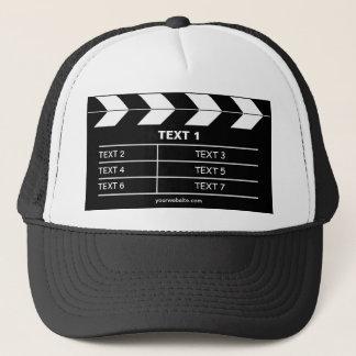Movie Slate Trucker Hat