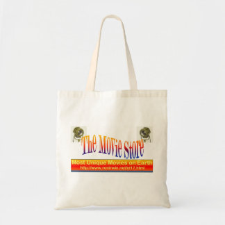 Movie Store Tote Bags