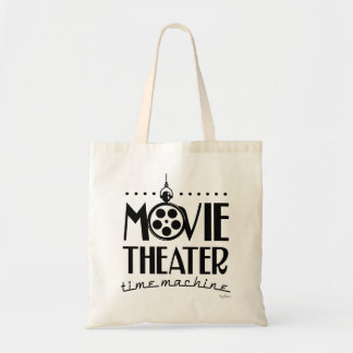 Movie Theater Time Machine podcast Tote Bag