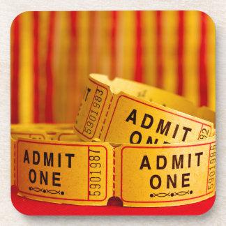 Movie TIme! Coasters