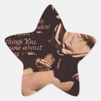 movie weekly cover star sticker