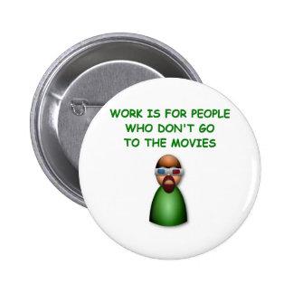 movies pinback button