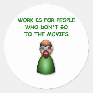 movies stickers