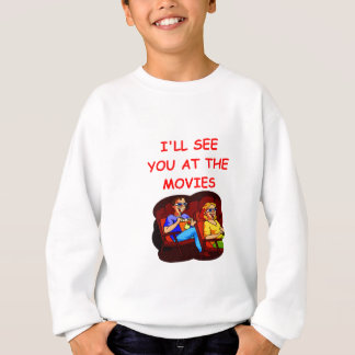 MOVIES SWEATSHIRT