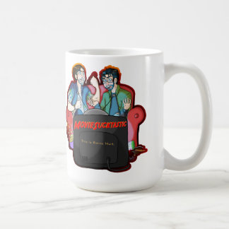 Moviesucktastic Movie Guys Coffee Mug