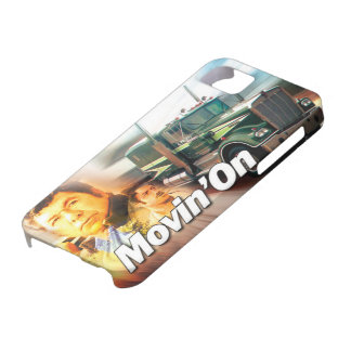 Movin' On iPhone 5 Cover