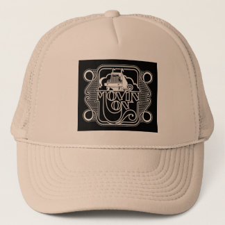Movin' On Logo Trucker Hat