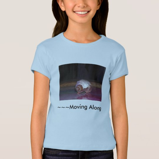 Moving Along T-Shirt