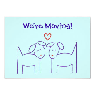 Moving Announcement - Dogs with Heart