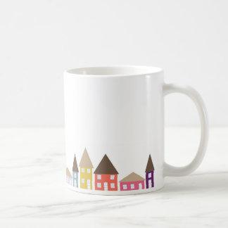 Moving Coffee Mug