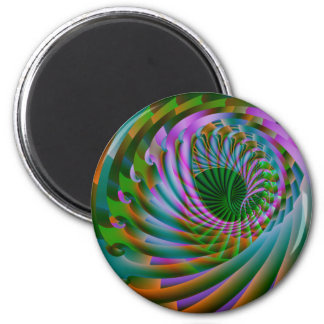 moving inward magnet