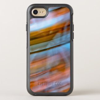 Moving Nature Leaves Art of Autumn OtterBox Symmetry iPhone 8/7 Case