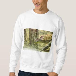 Moving slowly and deliberately sweatshirt