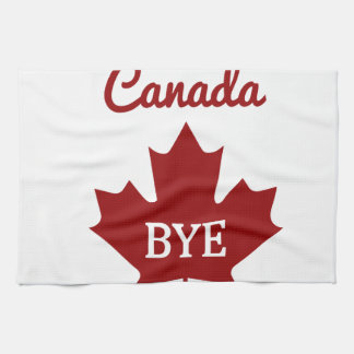 Moving to Canada Kitchen Towel