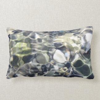 Moving Water Lumbar Pillow