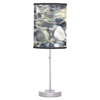 Moving Water Table Lamp