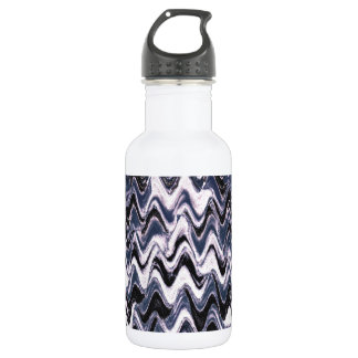 Moving Waves Water Bottle