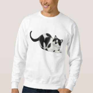Moxie the Cat Sweatshirt