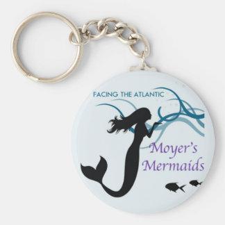 Moyer's Mermaids Keychains