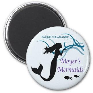 Moyer's Mermaids Magnets