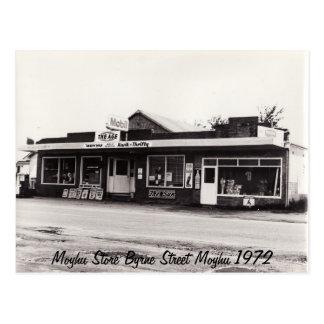 Moyhu Store 1972 Postcard