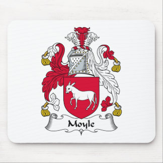 Moyle Family Crest Mouse Pad