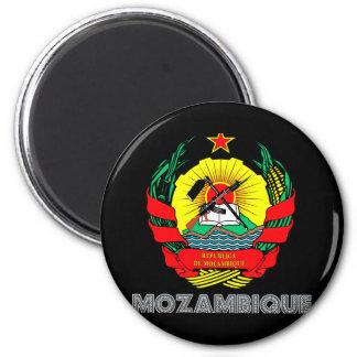 Mozambican Emblem Magnet