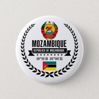 Mozambique 2 Inch Round Button