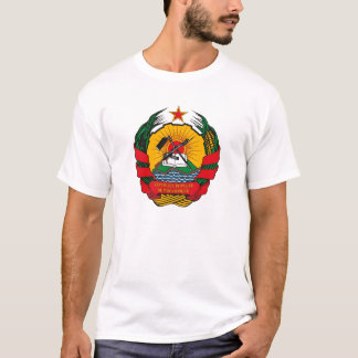 Mozambique Coat of Arms T-shirt