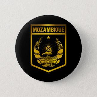 Mozambique Emblem 2 Inch Round Button