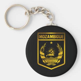 Mozambique Emblem Keychain
